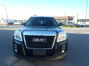 GMC Terrain SLE-1 2011 WITH BACK-UP CAM/DVD
