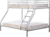 TRIPLE SLEEPER BED FRAME FOR SALE