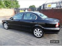 Jaguar X-Type 3.0 V6 SE (AWD) 4drFSH,