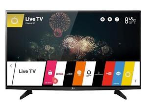 "LG 43"" LED SMART TV *NEW IN BOX*"