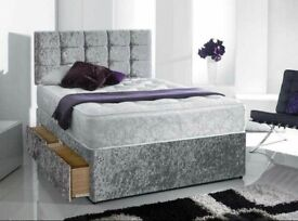 BEDS - 🇬🇧UK - BRAND NEW DIVAN- FREE DELIVERY