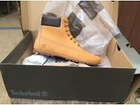 Genuine Timberland Boots Size 7.5 Brand New in Box £75