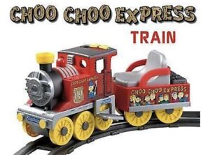 Battery Operated Peg Perego Choo Choo Express Train $300.00