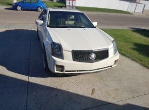 2006 Cadillac CTS 3.6 V6 Engine, Fully loaded, no accident