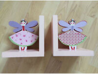 Next fairy bookends