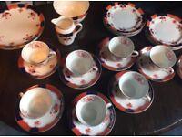 Stunning ESTEVEZ New Wharf Pottery