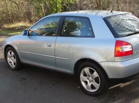 Audi A3 1.6 sport. Spare and repairs