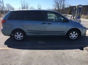 2005 Toyota Sienna, 138 000 KM, Automatic, first Owner