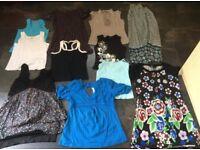 x11 Bundle of Ladies Clothes Size 10-12 - £17