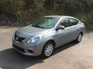 2012 Nissan Versa Priced to sell!