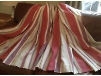 2 pairs of Laura Ashley Curtains