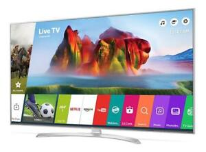 LG 65INCH SUPER 4K UHD SMART LED TV (65SK8000) ONLY $1200 -------- NO TAX SALE