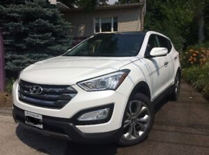 Hyundai Santa Fe 2.0T sport with new Engine and Starter motor