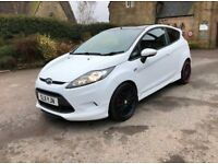 Ford Fiesta 1.2 GT limited edition.