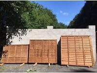 Fence Panels/Posts