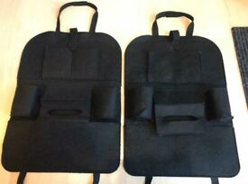 2x Car seat accessories covers!