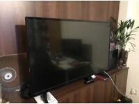"Like new 43"" Smart TV"