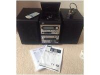 Audio multi-media recording system(CD, Radio,Stereo,Cassette,USB,MP3,SD,Headphones)