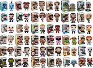Cheap Funko Pops, Dorbz, Rides, Exclusives, Chase, & Grails
