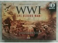 WWI The Bloody War DVD boxset