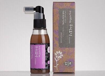 Whamisa Organic Seeds Hair Scalp Tonic 60ml  28 Hair Root Nutrients