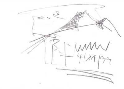BERND ZIMMER --- original signiert - 6#18