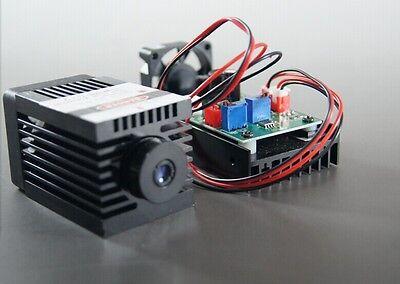 Focusable 850nm 1000mw Ir Laser Modulecarvingburningttl
