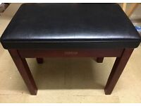 Piano Stool - YAMAHA - Excellent Condition - TORQUAY