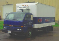 reefer truck with electric standby