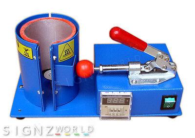 MUG Heat Press Machine MP105 Durham Sublimation Printing Heat Transfer Bottle
