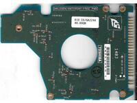 "HDD2182 F ZE01 T Toshiba MK4021GAS 40gb 2.5/"" IDE Printed Circuit Board"