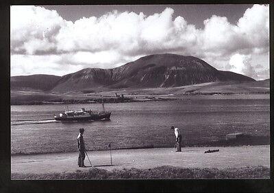 rp00270 - Stromness Golf Course - photo 6x4
