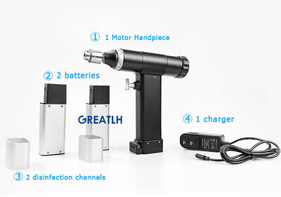 Cannulated Drill Electric Orthopedic Punch Small Bone Drill For Veterinary