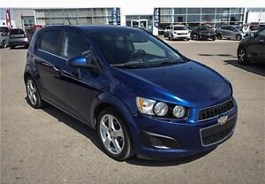 2014 Chevrolet Sonic LT Auto ONE OWNER - LOW KM'S - SUNROOF-...