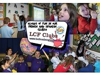 P/T Spanish Club Leader Required for Tuesdays in Oldham area