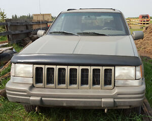 REDUCED 1996 Jeep Grand Cherokee Limited SUV, Crossover