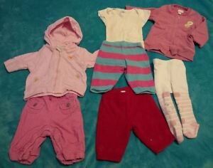 Vêtements marques fille 3 mois - 3mo baby girl clothes Mexx, etc