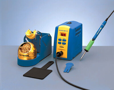Hakko Fx951-66 Fx-951 Digital Soldering Station With T15-bll Long Conical Tip
