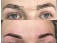 Semi permanent brows - models needed £50