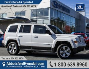 2014 Jeep Patriot Limited BC OWNED & ONE OWNER