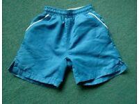 Dunlop tennis shorts age 7-8