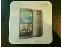 Brand New HTC One M8 sealed in box
