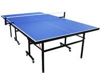 ping pong teunis tables