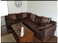 Excellent condition corner couch £250 ono