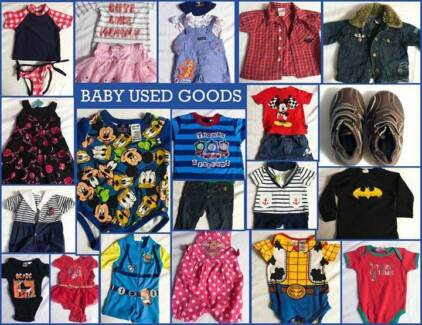 BABY USED GOODS FB COMP Sydney City Inner Sydney Preview