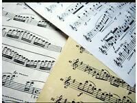 PDF Sheet Music/Music books on an 8gb memory stick