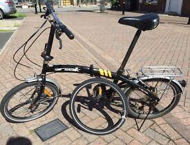 Airwalk Folding Bike