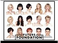 Models for FREE wash cut and blow dry!
