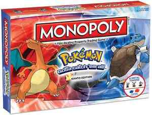 Pokémon Monopoly! at JJ Sports