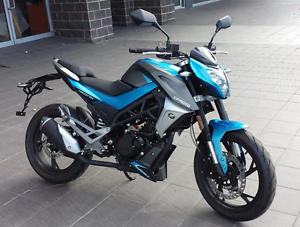 NEW CF MOTO 150NK, 2 YEARS WARRANTY, 12 MONTHS REGISTRATION Homebush Strathfield Area Preview